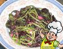 蒜泥苋菜的做法