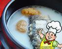 大蒜豆腐魚頭湯的做法