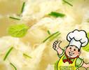 薄荷蛋白汤的做法
