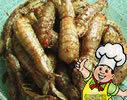 姜汁皮皮虾的做法