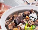 莲藕黄豆炖排骨的做法