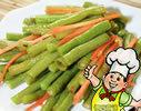 椒油豇豆的做法
