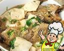 酸辣黄鱼豆腐的做法