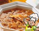 酸辣里脊豆腐汤的做法