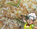 白菜心拌海蜇丝