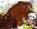 蜜汁烧肉排的做法