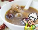 花生红枣凤爪汤的做法