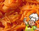 香炒胡萝卜的做法