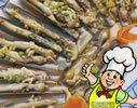 姜汁拌海蛏的做法