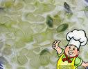 芦笋扒冬瓜的做法