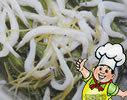 銀魚芥菜的做法