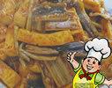 红烧豆腐鳝段的做法
