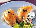 咖喱牛肉蒸饺的做法
