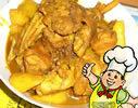 咖喱雞塊的做法