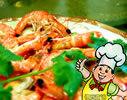 生炝鲜虾的做法
